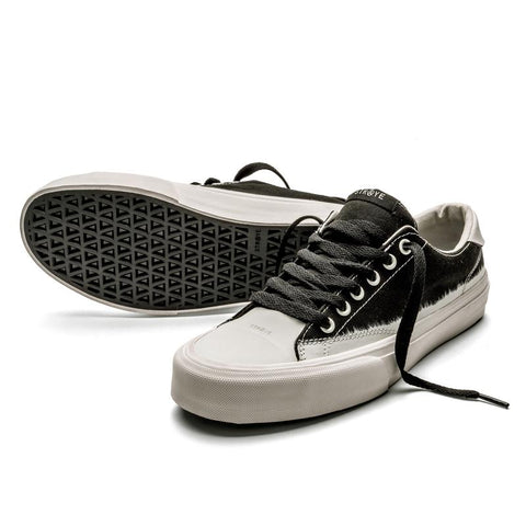 STRAYE STANLEY SKATEBORDING SHOES CHAUSSURES BLACK OMBRE
