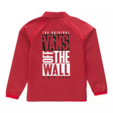 VANS // COACH JACKET JUNIOR