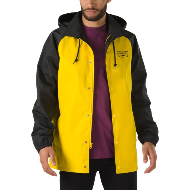 VANS // MANTEAU COUPE-VENT TORREY HOODED ( 2 couleurs )