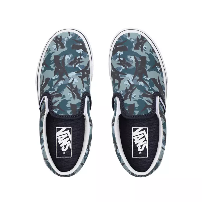 VANS // CHAUSSURES SLIP ON CAMO ANIMAL / GR. 10.5 À 13.5