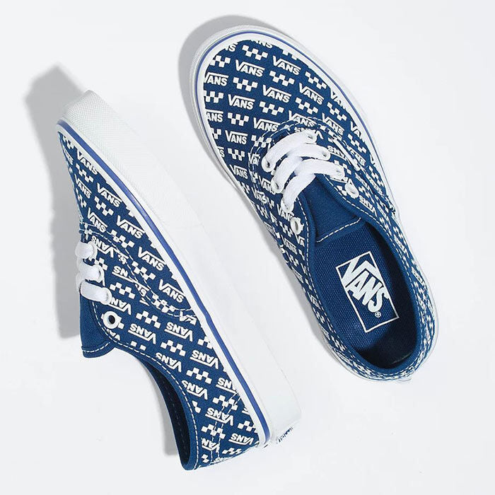 VN0A3UIVWH8 , VANS, ENFANT, CHAUSSURES,  AUTHENTIC, DM2 SHOP, REPEAT LOGO