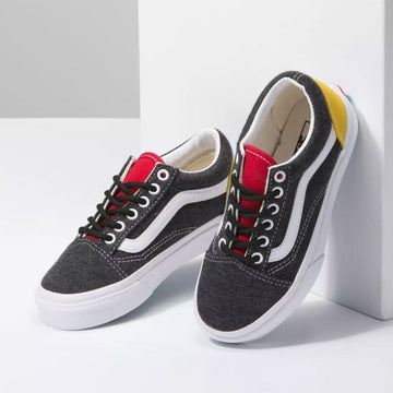 VN0A4BUUWK7 , VANS, CHAUSSURES,  ENFANT,  OLD SKOOL, CLASSIC, DM2 SHOP