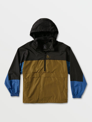 BOOGIE BREAKER HOODED, MANTEAU, PRINTEMPS,HOMME, BAS, VOLCOM, DM2 SHOP, WINDBREAKER, JACKET