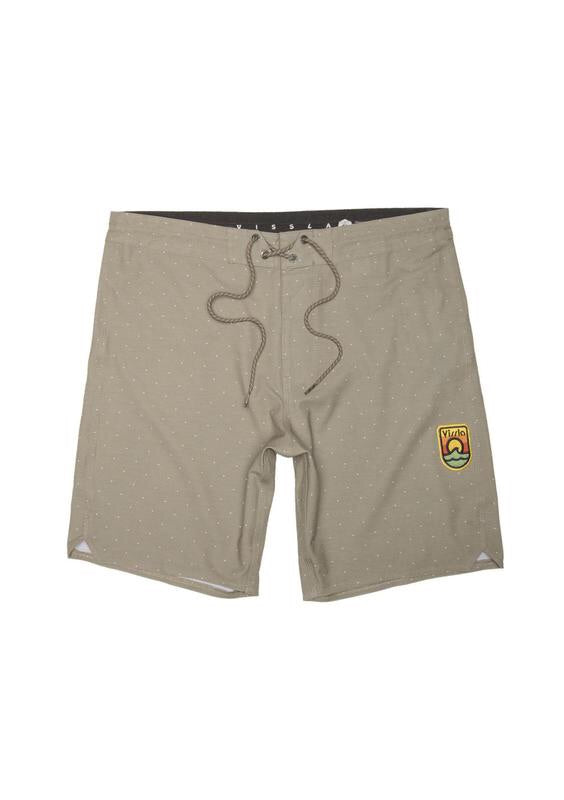 VISSLA // BOARDSHORT SOLID SET (2 coul.)