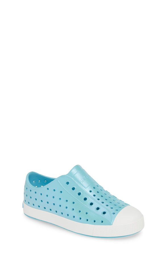 NATIVE // CHAUSSURES ENFANT JEFFERSON IRIDESCENT