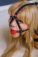 "Load image into Gallery viewer, Classic Style Harness ""Trainer"" Gag"