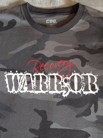Recovery WARR;OR Camo Tee