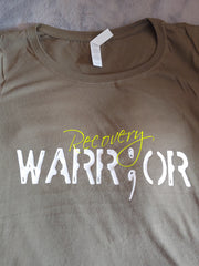 Recovery WARR;OR Women's Cut Tee