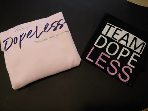 Team Dopeless Ladie's Pack