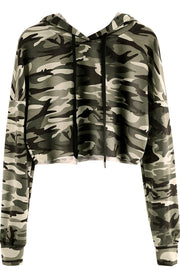 Recovery WARR;OR Specialty Camo Womens Hood or Crop