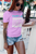 Hustle HOPE Premium Women's Summer Tee