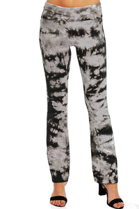 Tie Dye Yoga Pants Made in USA