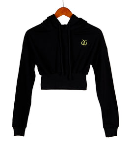 POWER CROPPED HODDIE