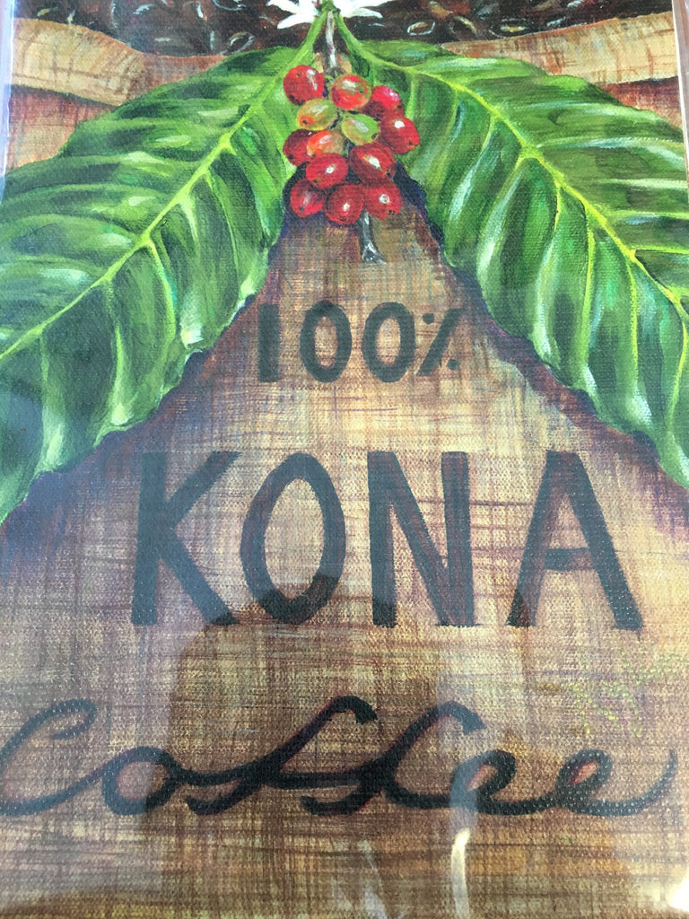 7 oz. Milk Chocolate with 100% Kona Coffee Macadamias -  - 8