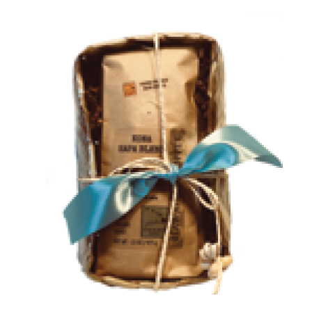 Gift Basket - HAPA Coffee Basket (1) 7 oz. coffee