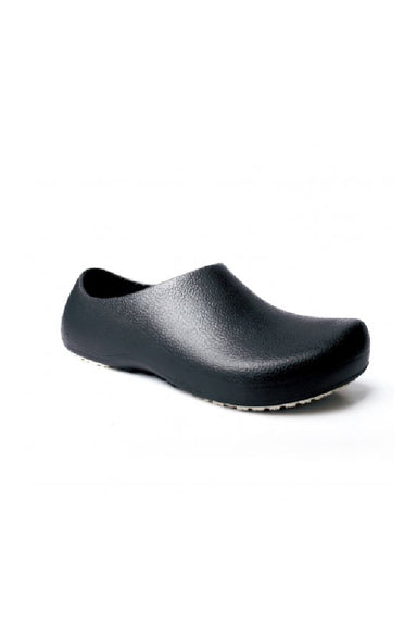 Black Chef Kitchen Clogs (AH-09)