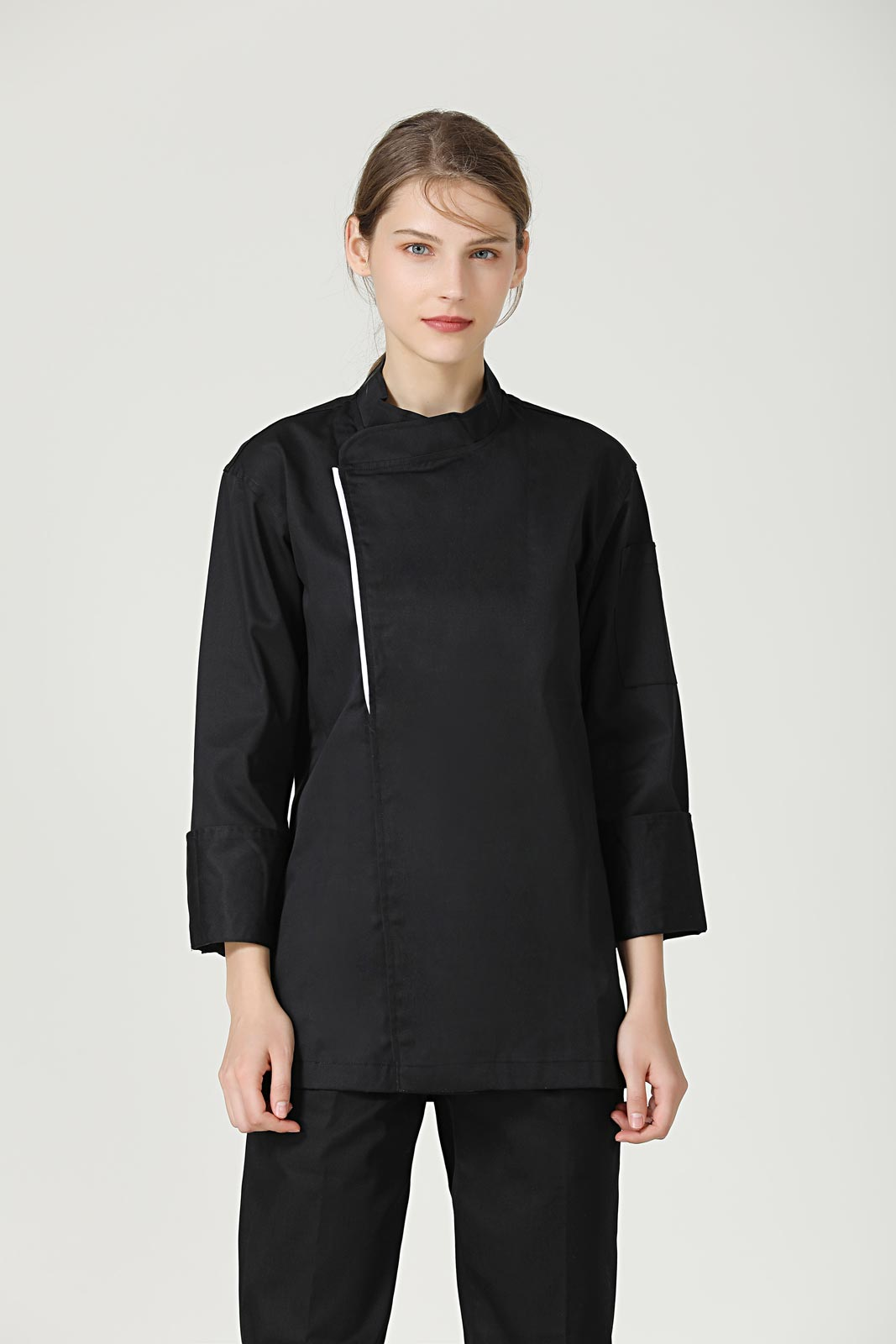 Basil Black, Long Sleeve
