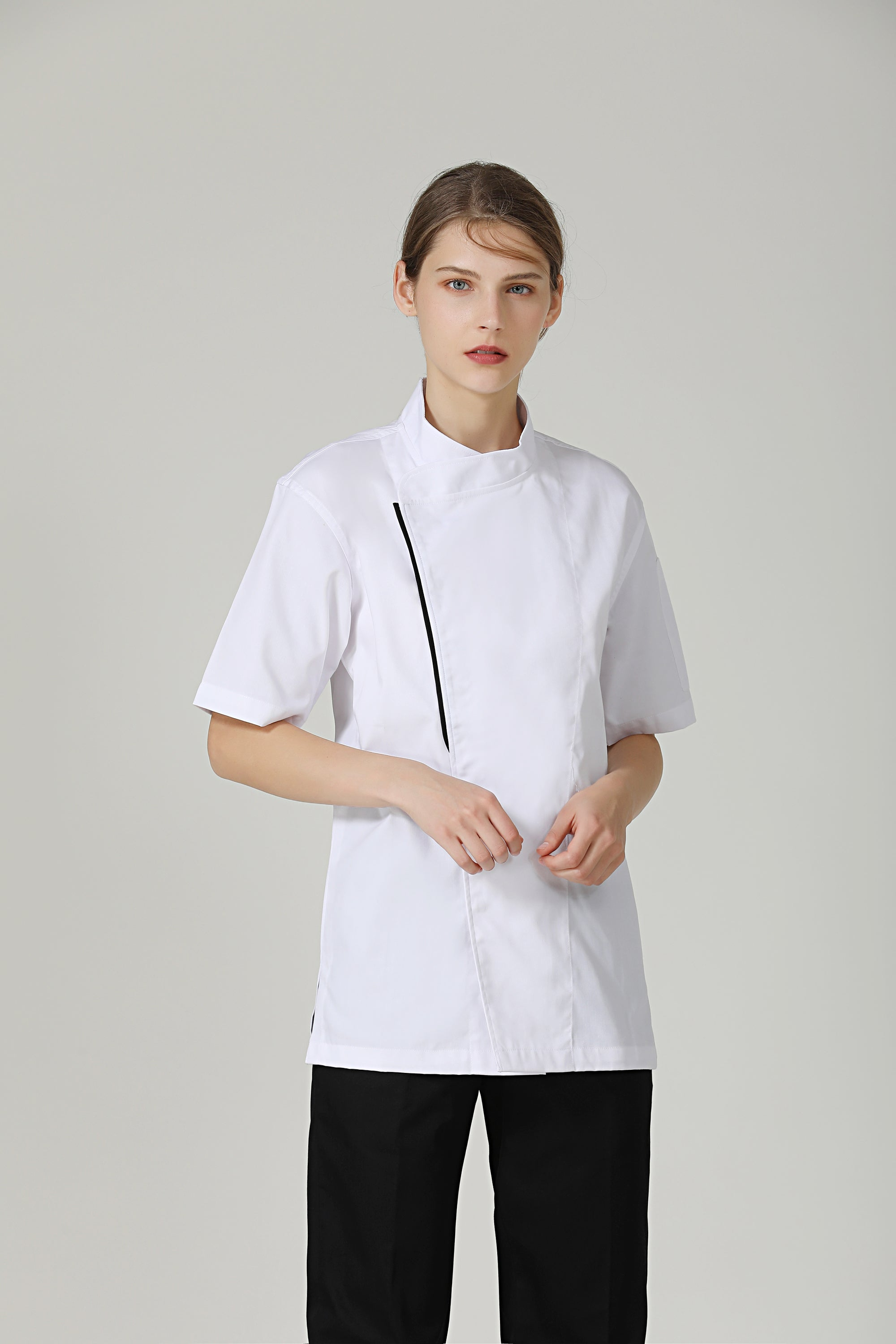 Basil White, Short Sleeve