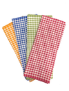 Gingham Kitchen Tea Towel (10pcs)