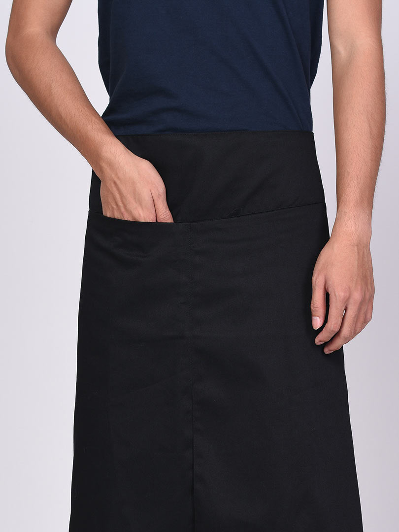 Half Apron with Slit