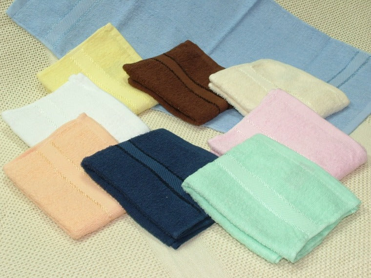 Facial Towel, 10pcs (KH9303)