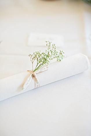 White Cloth Napkin 20x20
