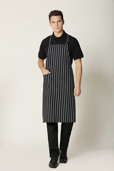 Big Stripe Bib Apron