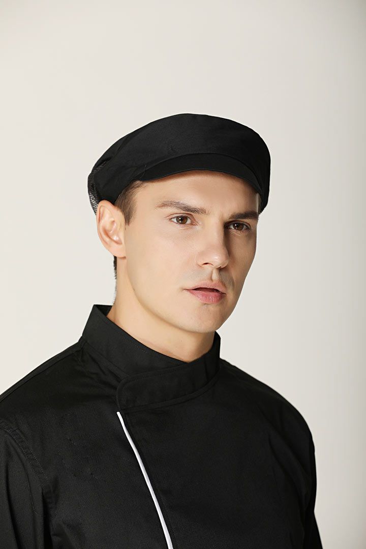 Food Production Cap Black