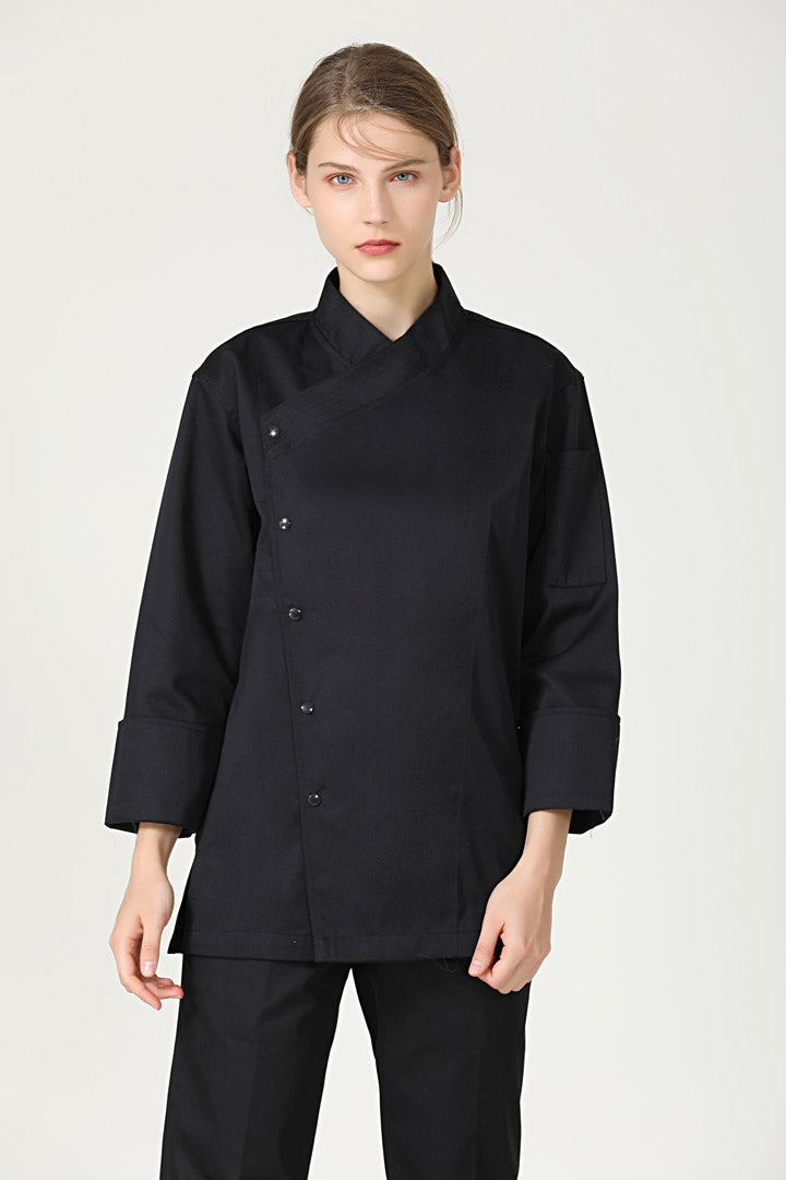 Meiji Black Long Sleeve