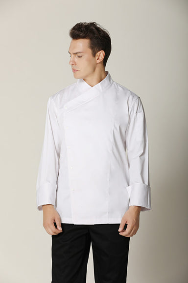Meiji White Long Sleeve