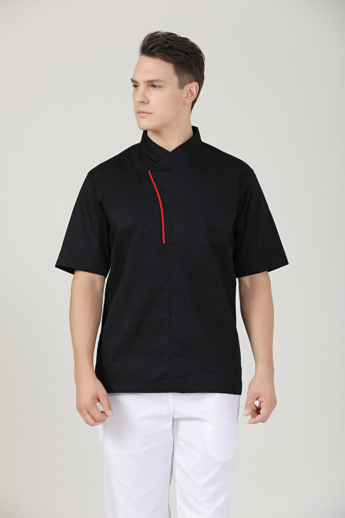 Parsley Black Short Sleeve