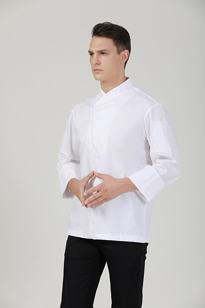 Parsley White Long Sleeve