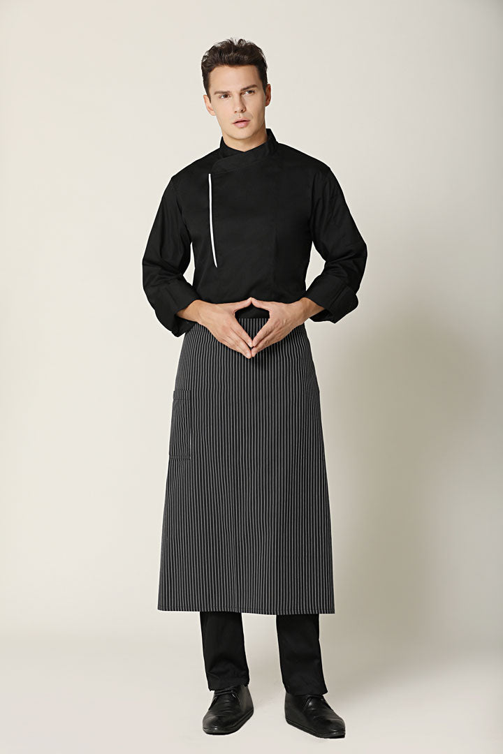 Small Stripe Chef Apron