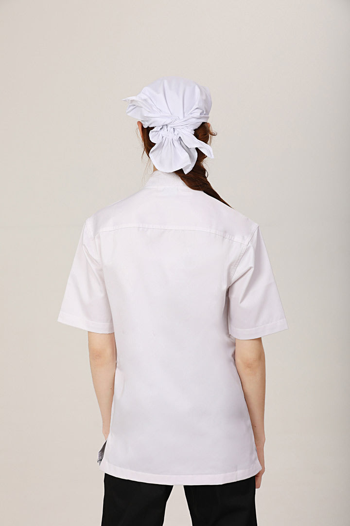 Headwrap Back View
