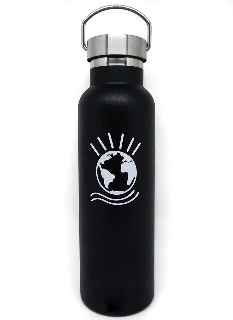 Globe Water Bottle