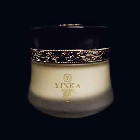 YINKA AGELESS FACE MOISTURIZER 50ml