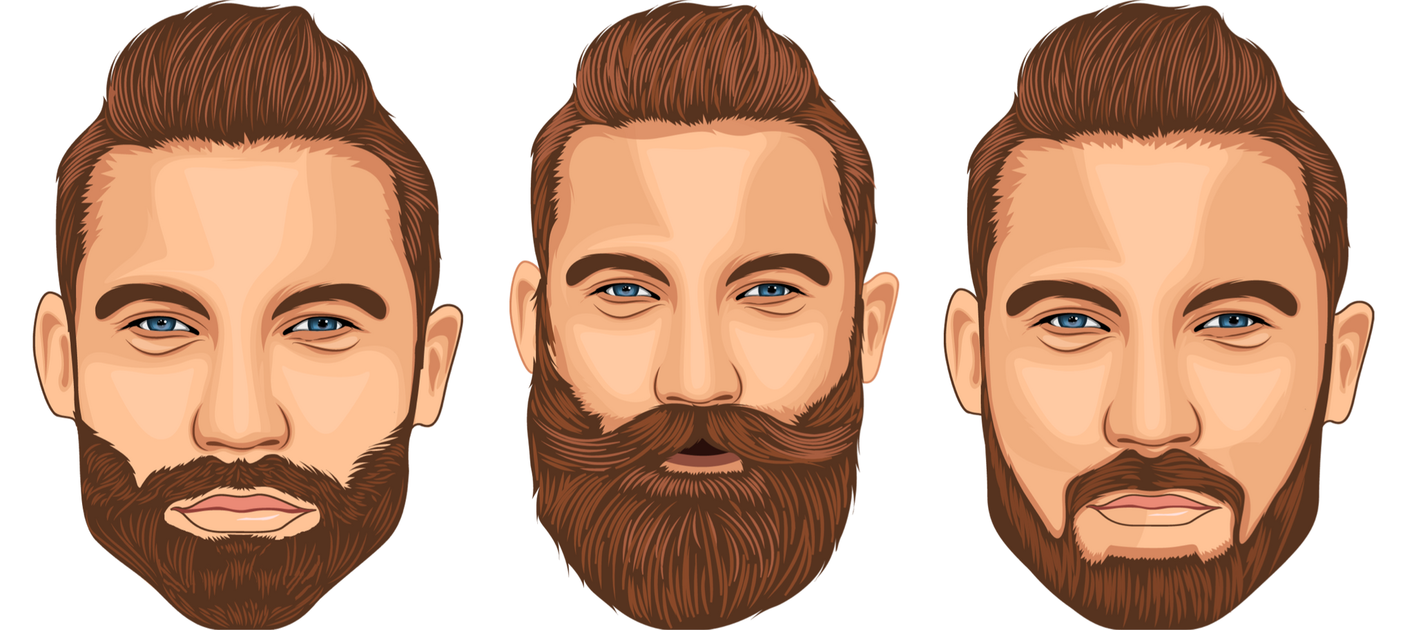 Top 10 Beard Styles 2018 Hizzi As