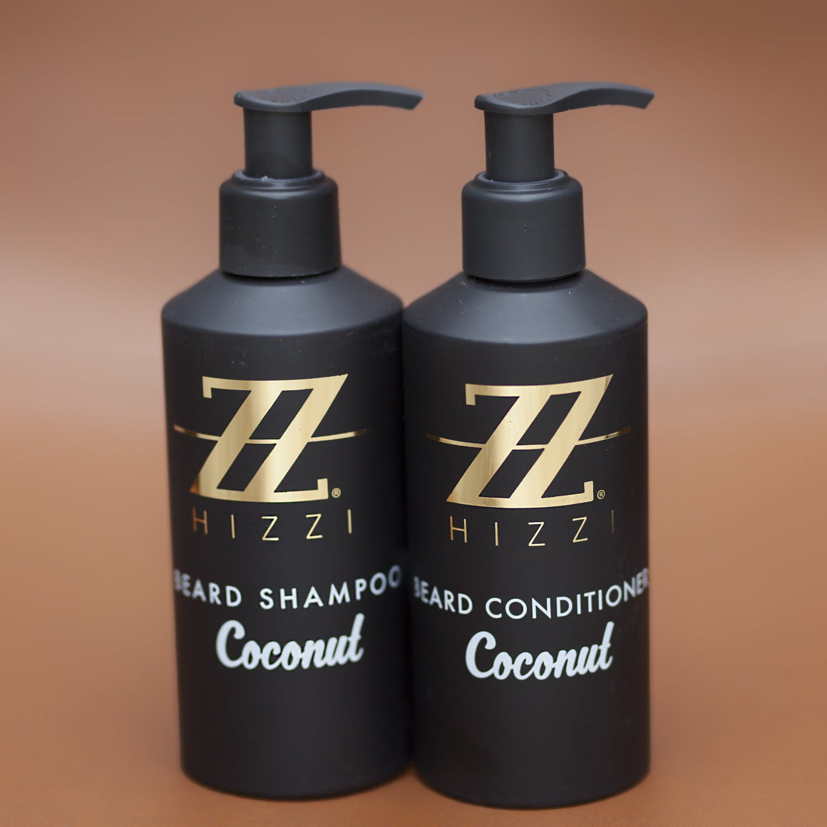 Beard Shampoo & Conditioner Wash Kit