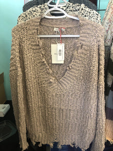 Miracle Sweater Mocha