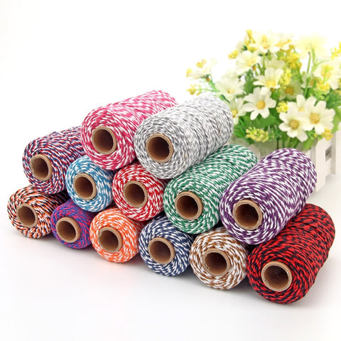 Double Color Bakers Twine