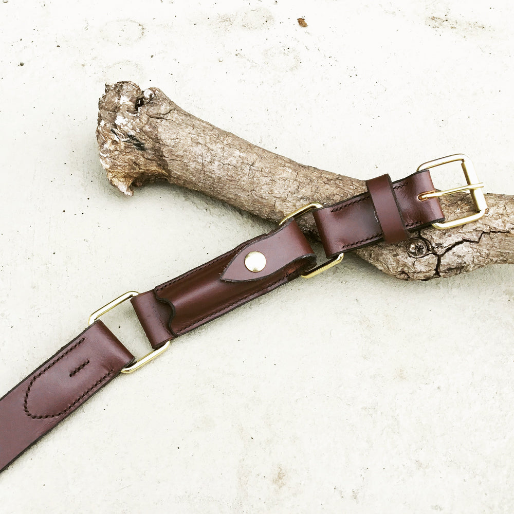 Diamond H Belt- The Campdrafter.