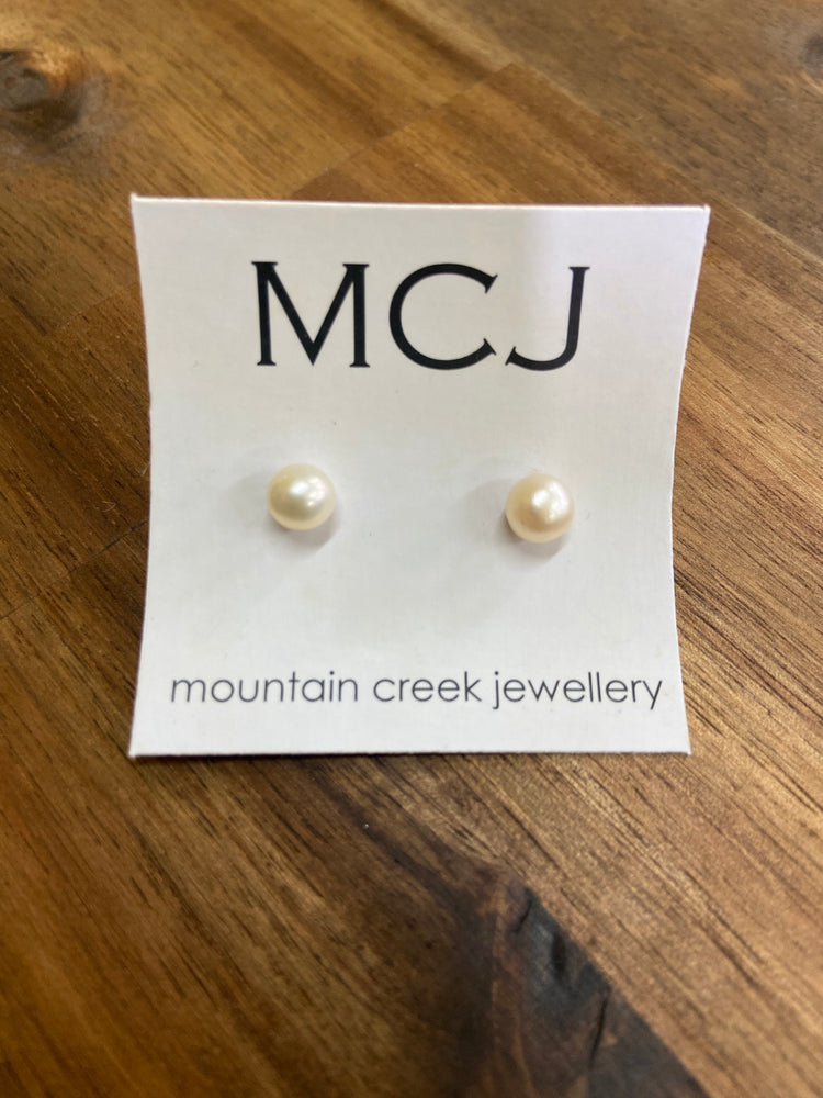 Mountain Creek Jewellery Real Fresh Water Pearls