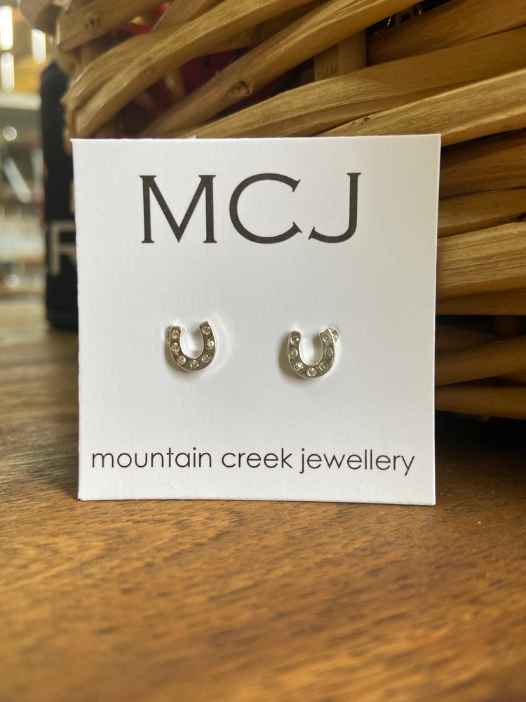 Mountain Creek Little Horseshoe Studs