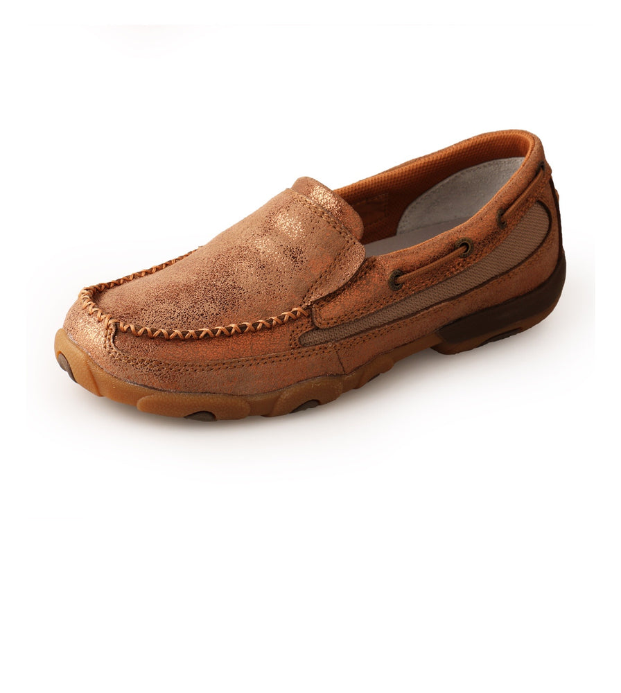 Twisted X womens casual moc Lustre.