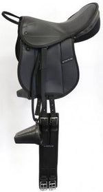 Pony Pad Mounted Saddle