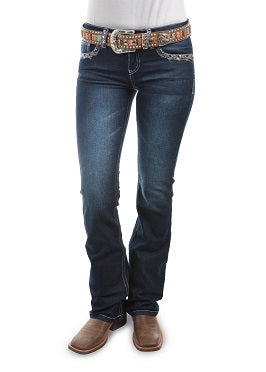 Womens Taylor Boot Cut Jean