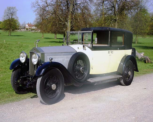 1929 Rolls Royce Phantom Sedanca