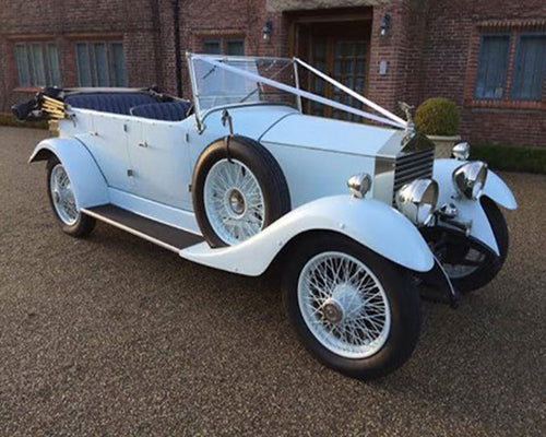 1927 Vintage Soft Top - Rolls Royce
