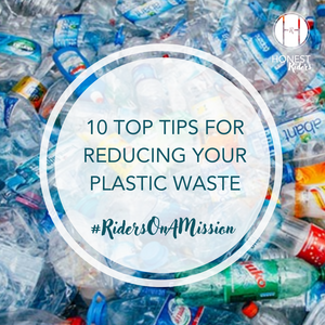 10 top tips for reducing your plastic waste