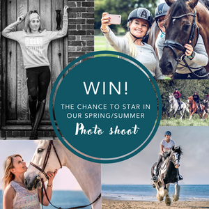 WIN the chance to star in our Spring/Summer Photo Shoot